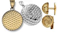 Golf Ball Jewelry