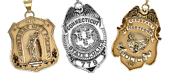 Connecticut Police Jewelry