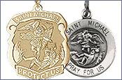 Saint Michael Medals