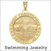 Swimming Jewelry
